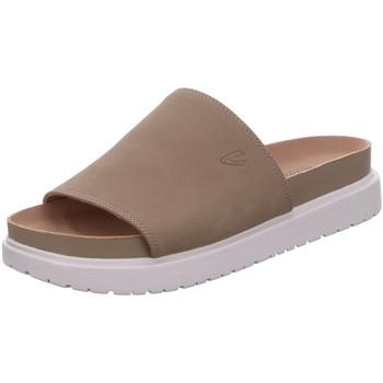 Schuhe Damen Pantoffel Camel Active Pantoletten Pad Sport Sandal 22104867/C25 beige