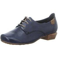 Schuhe Damen Derby-Schuhe Everybody Schnuerschuhe 19329A2296-199310 blau