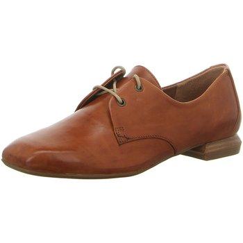 Schuhe Damen Derby-Schuhe Everybody Schnuerschuhe 23542A1471 braun