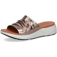 Schuhe Damen Pantoffel Caprice Pantoletten 9-9-27203-26/341 gold