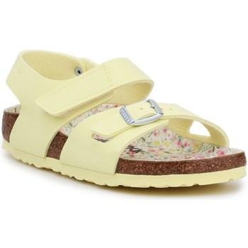 Schuhe Kinder Sandalen / Sandaletten Birkenstock Colorado Kids BS Gelb