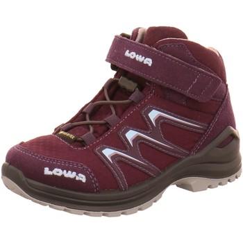Schuhe Mädchen Wanderschuhe Lowa Klettstiefel MADDOX GTX MID JUNIOR 340123/5571 rot