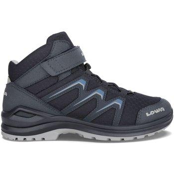 Schuhe Jungen Wanderschuhe Lowa Bergschuhe MADDOX GTX MID JUNIOR 340123/6129 grau