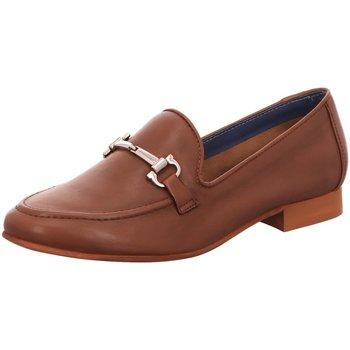 Schuhe Damen Slipper Regarde Le Ciel Slipper Glady-06 Glady-06 braun