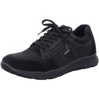 Schuhe Herren Sneaker Low Ara Schnuerschuhe BENJO 11-24607-12 schwarz