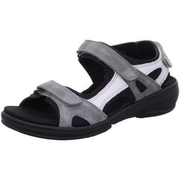 Schuhe Damen Sandalen / Sandaletten Fidelio Sandaletten 445007 22 grau
