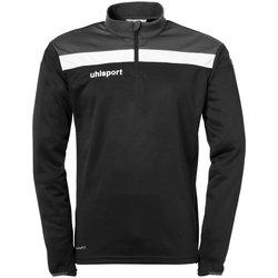 Kleidung Herren Pullover Uhlsport Sport Offence 23 1/4 Zip Top 1002212-01 schwarz