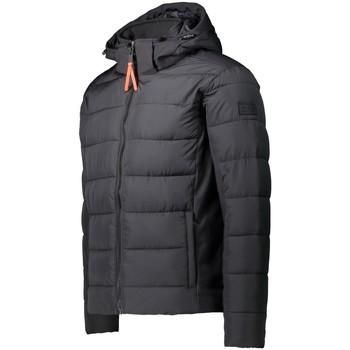 Kleidung Herren Daunenjacken Cmp Sport Padded Softshell Zip Hood Jacket 30K2887-U901 schwarz