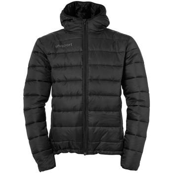 Kleidung Herren Daunenjacken Uhlsport Sport Essential Puffer Hood Jacket 1005200-01 schwarz