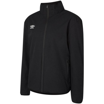 Kleidung Herren Jacken Umbro Sport Club Essential Bonded Jacket UMJM00337-090 schwarz