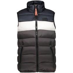 Kleidung Damen Daunenjacken Cmp Sport Padded Color Block Vest 30K2767-E910 grau