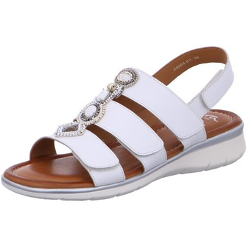 Schuhe Damen Sandalen / Sandaletten Ara Sandaletten  Sandale 33549 weiß