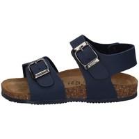 Schuhe Jungen Sandalen / Sandaletten Biochic 55153 BLAU