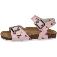 Schuhe Mädchen Sandalen / Sandaletten Biochic 55069C ROSE