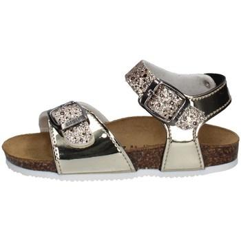 Schuhe Mädchen Sandalen / Sandaletten Biochic 44101R PLATIN