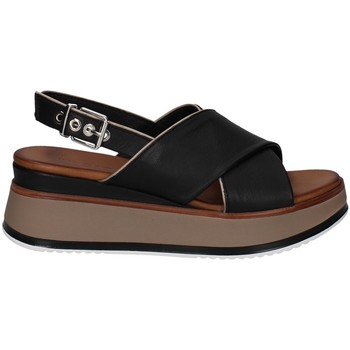 Schuhe Damen Sandalen / Sandaletten Inuovo 774012 SCHWARZ