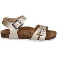 Schuhe Mädchen Sandalen / Sandaletten Biochic 55051 PLATIN