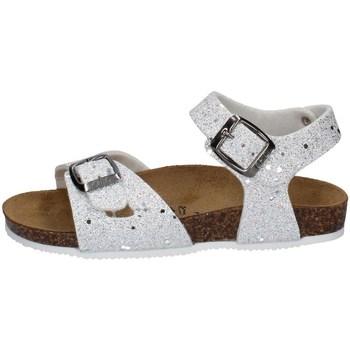 Schuhe Mädchen Sandalen / Sandaletten Biochic 44105R WEISS
