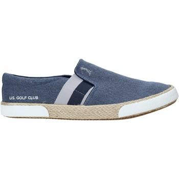 Schuhe Herren Slip on U.s. Golf S20-SUS101 Blau
