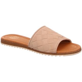 Schuhe Damen Pantoletten Apple Of Eden Pantoletten 1132 LI 28 beige