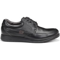 Schuhe Herren Derby-Schuhe & Richelieu Fluchos F0050 MALLORCA SANOTAN SCHWARZ