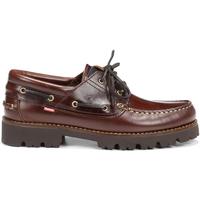 Schuhe Herren Bootsschuhe Fluchos F0046 RICHFIELD PULL KASTANIE