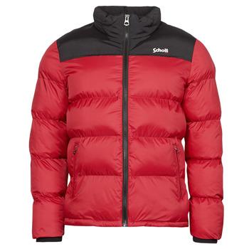Kleidung Daunenjacken Schott UTAH Rot