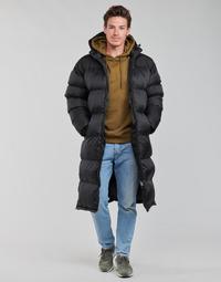 Kleidung Herren Daunenjacken Schott 2190 MAX Schwarz
