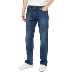 Kleidung Herren Straight Leg Jeans Lee Cooper L71WTHPU Blau