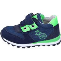 Schuhe Jungen Sneaker Low Enrico Coveri BJ973 Blau