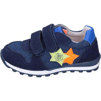 Schuhe Jungen Sneaker Low Enrico Coveri BJ974 Blau