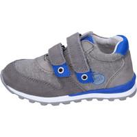 Schuhe Jungen Sneaker Low Enrico Coveri BJ975 Grau