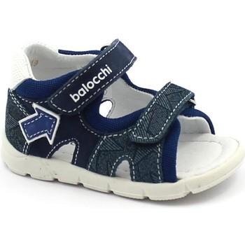 Schuhe Jungen Sandalen / Sandaletten Balocchi BAL-E21-113182-NA-a Blu