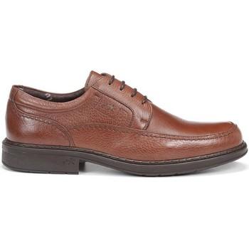 Schuhe Herren Derby-Schuhe & Richelieu Fluchos 9579 CIDACOS CLIPPER BRAUN