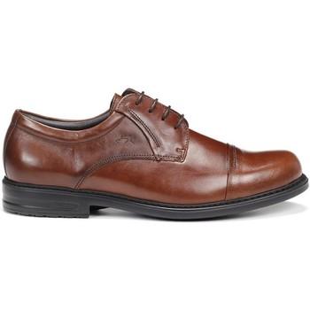Schuhe Herren Derby-Schuhe Fluchos 8468 NATURAL SIMON STK BRAUN