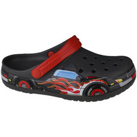 Schuhe Kinder Pantoletten / Clogs Crocs Fun Lab Truck Band Clog Grau