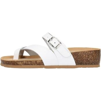Schuhe Damen Pantoffel Bionatura 12A456IBYCBIA Weiß