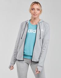 Kleidung Damen Trainingsjacken adidas Performance METRED Grau
