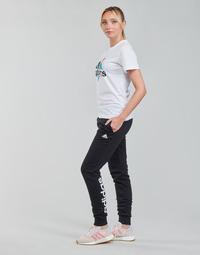 Kleidung Damen Jogginghosen adidas Performance WELINFL Schwarz