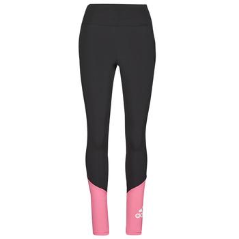 Kleidung Damen Leggings adidas Performance WEBLETIG Schwarz
