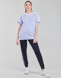 Kleidung Damen Jogginghosen adidas Performance WESFTEC Blau