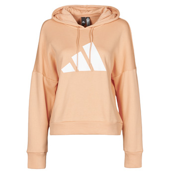 Kleidung Damen Sweatshirts adidas Performance WIFIEB HOODIE Rose
