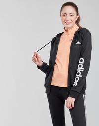 Kleidung Damen Trainingsjacken adidas Performance WELINFT FZ Schwarz