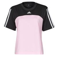 Kleidung Damen T-Shirts adidas Performance WECBT Schwarz