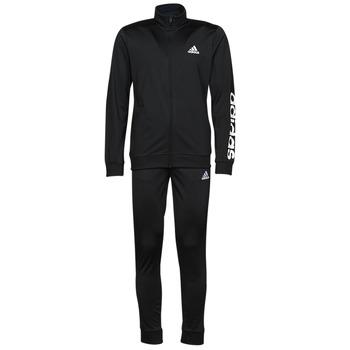 Kleidung Herren Jogginganzüge adidas Performance M LIN TR TT TS Schwarz