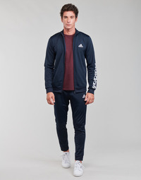 Kleidung Herren Jogginganzüge adidas Performance M LIN TR TT TS Blau