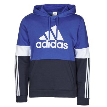 Kleidung Herren Sweatshirts adidas Performance M CB HD Blau