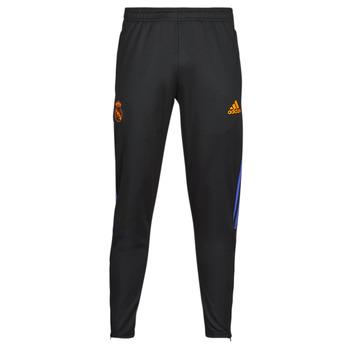 Kleidung Jogginghosen adidas Performance REAL TR PNT Schwarz