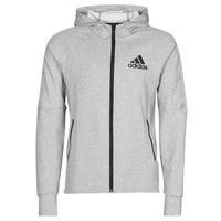 Kleidung Herren Trainingsjacken adidas Performance M MT FZ HD Grau