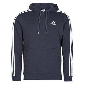 Kleidung Herren Sweatshirts adidas Performance M 3S FL HD Blau